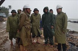 Dự báo bão số 6 sẽ đổ bộ vào Phú Yên lúc 22 giờ đêm 10/11