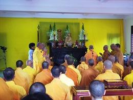 Lễ tang Hòa thượng Thích Trí Quang thực hiện theo hình thức tâm tang