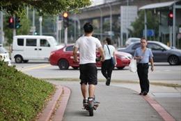 Những tác động từ việc thắt chặt kiểm soát xe trượt điện của Singapore