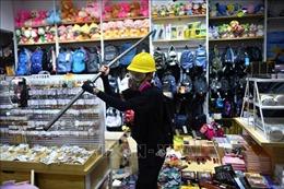 Bắt giữ 88 đối tượng biểu tình phá hoại tại Hong Kong (Trung Quốc)