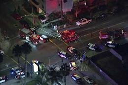 Mỹ bắt giữ nhiều nghi phạm trong vụ xả súng làm 5 người thiệt mạng