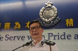 Thay thế người đứng đầu lực lượng cảnh sát Hong Kong (Trung Quốc)