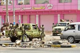 Sudan áp đặt lệnh giới nghiêm sau vụ đụng độ gây nhiều thương vong