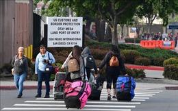 Trong một năm, khoảng 260.000 người bị trục xuất khỏi Mỹ