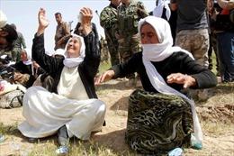 Pháp tiếp nhận 27 phụ nữ Iraq là nạn nhân của IS