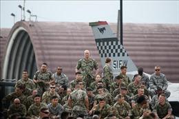 Quân đội Mỹ bàn giao 12 cơ sở đồn trú cho Hàn Quốc