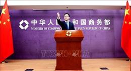 Trung Quốc nỗ lực đạt thỏa thuận thương mại với Mỹ