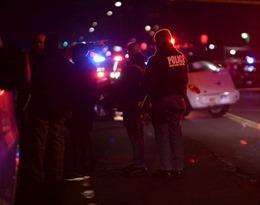 Xả súng tại Mỹ làm hai cảnh sát thương vong