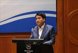Italia tặng Huân chương Công trạng cho ông Nguyễn Đức Chung, Chủ tịch UBND thành phố Hà Nội
