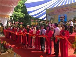 Bình Dương: Sẽ xây dựng khu lưu niệm cụ Phó bảng Nguyễn Sinh Sắc