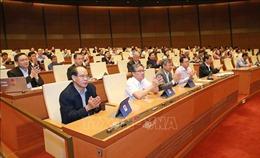 Quốc hội thông qua Luậtsửa đổi, bổ sung một số điều của Luật Kiểm toán Nhà nước