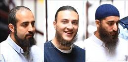 Kết án tù 3 đối tượng âm mưu khủng bố dịp Giáng sinh 2016 tại Australia