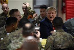Tổng thống D.Trump khẳng định đàm phán Mỹ-Taliban được nối lại