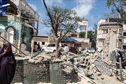 Quân đội Mỹ không kích phần tử khủng bố al-Shabab tại Somalia