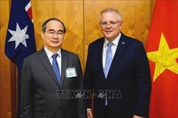 TP Hồ Chí Minh mong muốn tăng cường hợp tác giáo dục, đổi mới sáng tạo với Australia