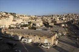 Israel phá hủy nhiều ngôi nhà của người Palestine ởthành phố Hebron