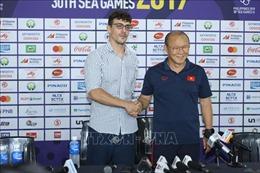 SEA Games 30: HLV Park Hang-seo khẳng định sự tôn trọng dành cho U22 Campuchia
