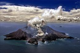 Núi lửa phun trào ở New Zealand: Ít nhất 5 người tử vong