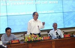 TP Hồ Chí Minh kiên quyết xử lý vi phạm trật tự xây dựng