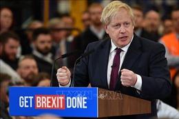 Đảng Bảo thủ của Thủ tướng Boris Johnson trên đà giành chiến thắng