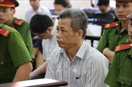 Nguyên Bí thư Thị ủy Bến Cát bị đề nghị mức án 14 đến 16 năm tù