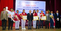 Thừa Thiên – Huế tuyên dương các cá nhân đạt thành tích cao tạiSEA Games 30