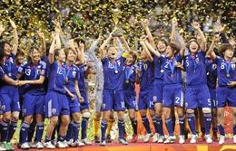 Đội bóng đá nữ Nhật Bản sẽ mở đầu lễ rước đuốc Olympic trong nước