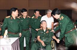 Gặp mặt cán bộ cao cấp quân đội nghỉ hưu khu vực phía Nam