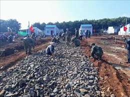 Dấu ấn người lính cụ Hồ ở biên giới Bù Gia Mập - Bài cuối: Xây chắc thế trận lòng dân
