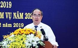 Hoạt động đối ngoại của Thành phố Hồ Chí Minh phục vụ phát triển kinh tế - xã hội