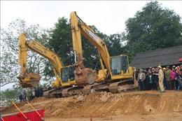 Khởi công xây dựng cầu Cổ Phúc ở Yên Bái