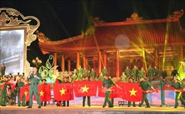 Tri ân 60 thanh niên xung phong Đại đội 915 hy sinh trong đêm Noel 1972