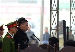 Mở phiên tòa sơ thẩm xét xử lưu độngvụ án nữ sinh giao gà bị sát hại tại Điện Biên