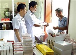 Chấn chỉnh việc sử dụng thuốc trong cơ sở khám chữa bệnh