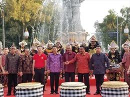 Việt Nam quảng bá du lịch tạiLễ hội đường phố Denpasar ở Indonesia