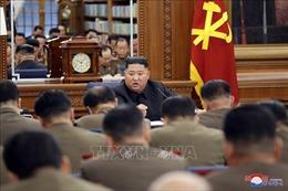 Nhà lãnh đạo Triều Tiên kêu gọi bảo vệ chủ quyền và an ninh quốc gia