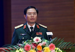 Trung tướng Nguyễn Tân Cương giữ chức Thứ trưởng Bộ Quốc phòng