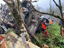 Tám người thiệt mạng trong sự cố trực thăng quân sự tại Đài Loan