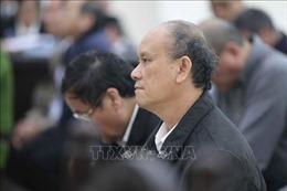 Xét xử 2 hai nguyên lãnh đạo TP Đà Nẵng: Bị cáo Trần Văn Minh không thừa nhận sai phạm