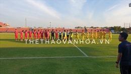 U23 Việt Nam thua 1-2 trước U23 Bahrain