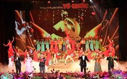 'Vang mãi giai điệu Tổ quốc'chào đón thập niên mới, vận hội mới của dân tộc
