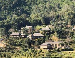 Lên Lũng Vân - 'nóc nhà của xứ Mường'