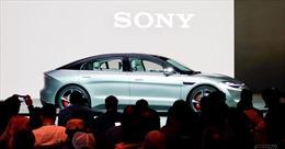 Sony ra mắt mẫu xe điện mới 'Vision S'
