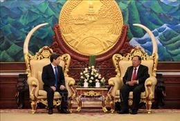 Lãnh đạo Lào đánh giá cao sự hợp tác giữa Viện Kiểm sát nhân dân tối cao hai nước Lào – Việt Nam