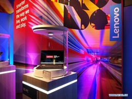 Lenovo 'trình làng'máy tính 5G đầu tiên trên thế giới tại CES 2020