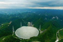 Trung Quốc đưa vào hoạt động kính viễn vọng lớn nhất thế giới