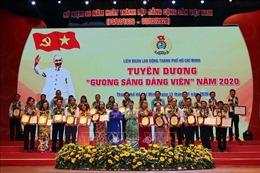TP Hồ Chí Minh tuyên dương 90 gương đảng viên công nhân tiêu biểu