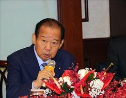 Tổng Thư ký Đảng Dân chủ Tự do Nhật Bản: Phát triển hơn nữa quan hệ Việt - Nhật