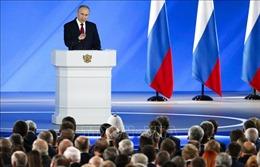 Bức Thông điệp Liên bang 'hợp lòng dân'của Tổng thống V. Putin