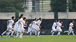VCK U23 châu Á 2020: U23 Việt Nam dồn sức cho trận gặp Triều Tiên